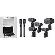 """Комплект микрофонов для ударной установки """"Dexun"""" - аренда, прокат, фото 1"""