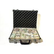 Кейс с долларами - аренда, прокат, фото 1