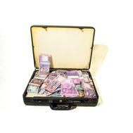 Кейс с гривнами - аренда, прокат, фото 1