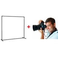 Стена + фотограф - аренда, прокат, фото 1