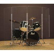 Звуковой экран для барабанов - аренда, прокат, фото 1