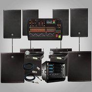 Комплект звука PRIME 12 кВт! - прокат, аренда, фото 1