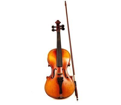 Скрипка 3/4 Московская светлая - аренда, прокат, фото 1