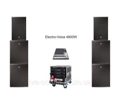 Комплект звукового оборудования Electro-Voice - аренда, прокат, фото 1