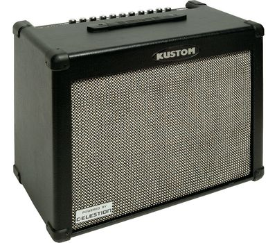 Гитарный комбо Kustom Quad 65 Dfx - аренда, прокат, фото 1