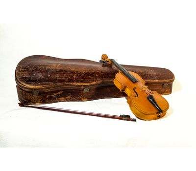 Скрипка в жестком кофре - аренда, прокат, фото 1