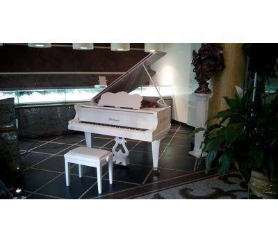 """Белый рояль """"Bluthner"""" - аренда, прокат, фото 1"""