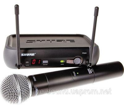 Радиомикрофон shure PGX24 - аренда, прокат, фото 1