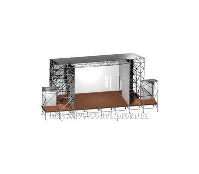 Сцена с крышой - аренда, прокат, фото 1