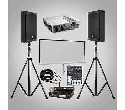 Звук для тренингов, конференций, семинаров - прокат, аренда, фото 1