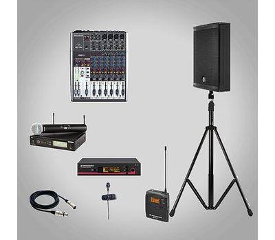 Звуковое оборудование для Выставки, фото 1